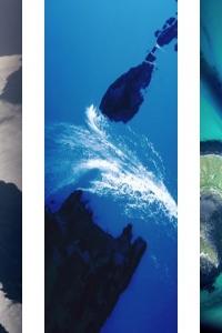 EH2 Sound/island (triptych)