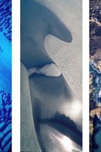EH3 Half-water-half-land (triptych)