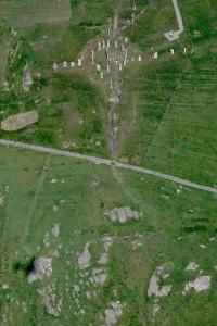 HE9-1A Callanish stones, Lewis